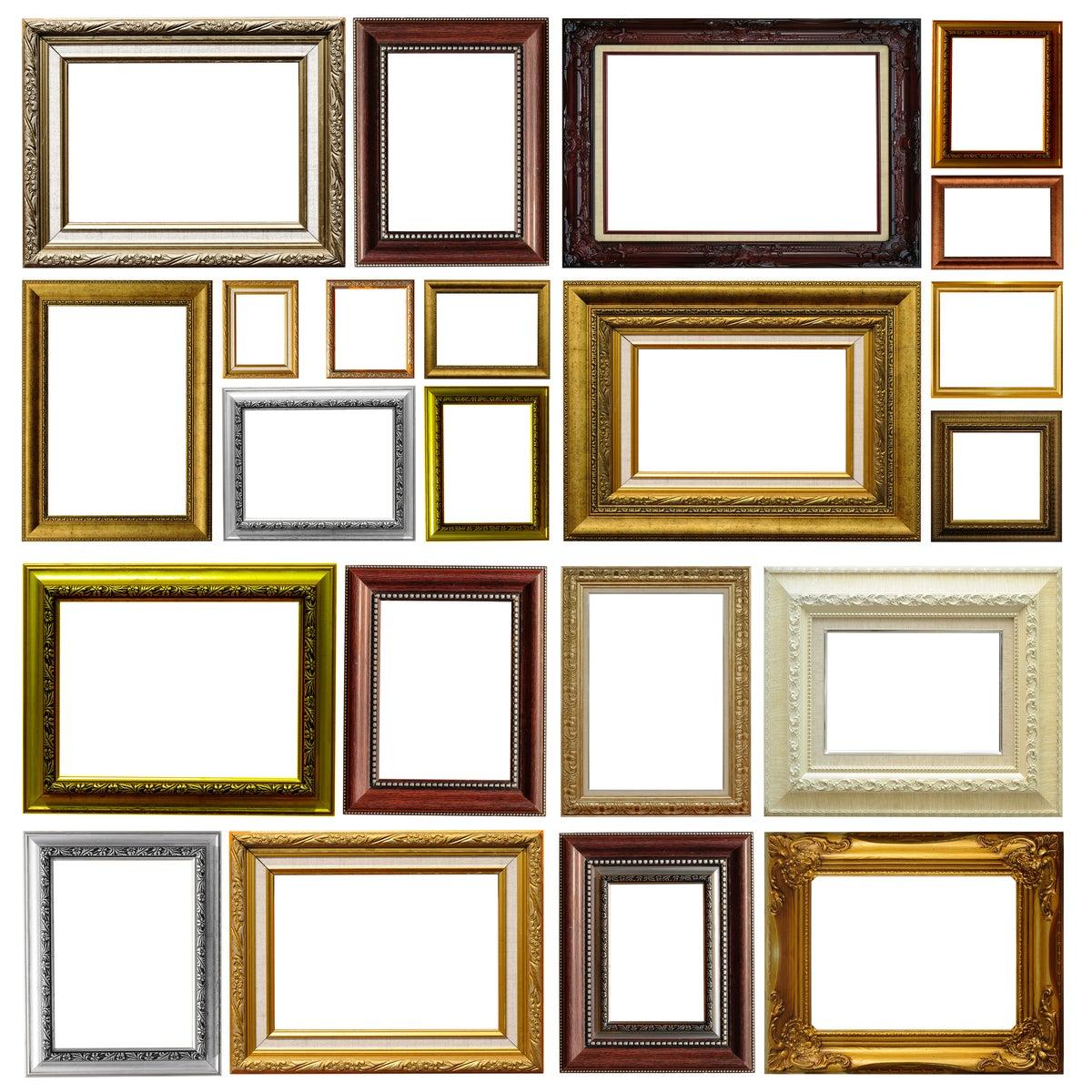 Diferentes tipos de marcos