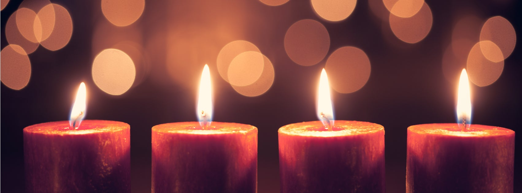 Las velas decorativas: un gran acierto