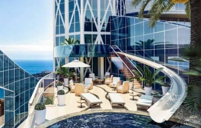 Ático en Mónaco.