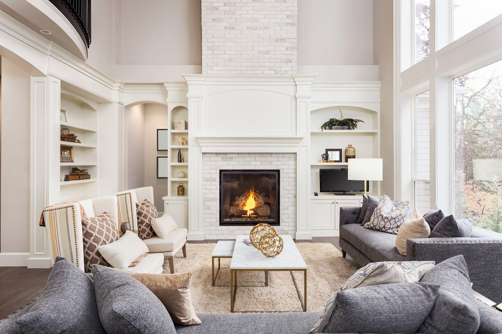 Casas de techo alto: aprende a decorar este magnífico tipo de hogar