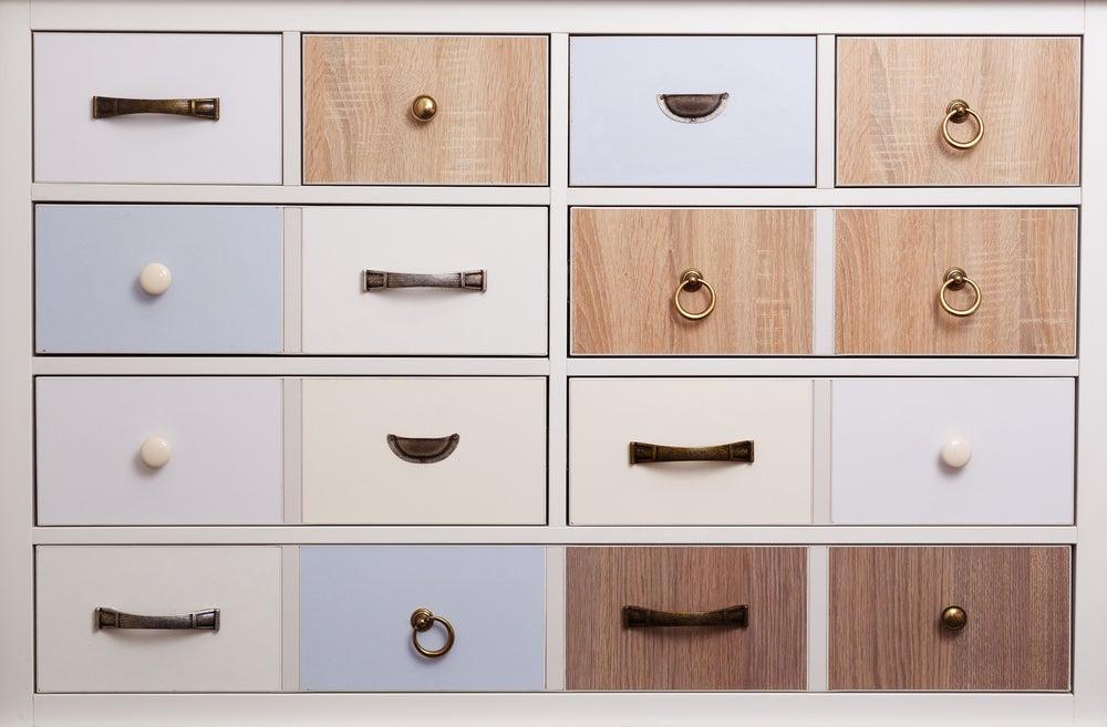 Consejos para elegir el tirador de tu armario