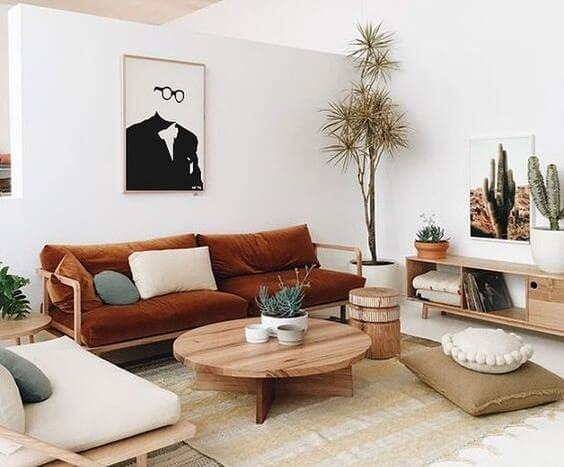 Japandi style decor is a fusion of two different decorative styles: Scandinavian and Japanese.
