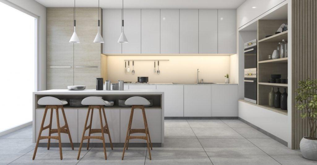 Cómo diseñar tu cocina? - La mejor distribución del espacio