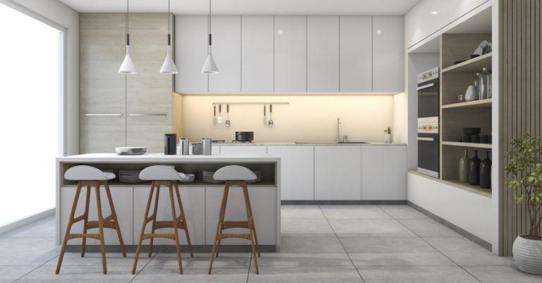 ¿Cómo diseñar tu cocina?