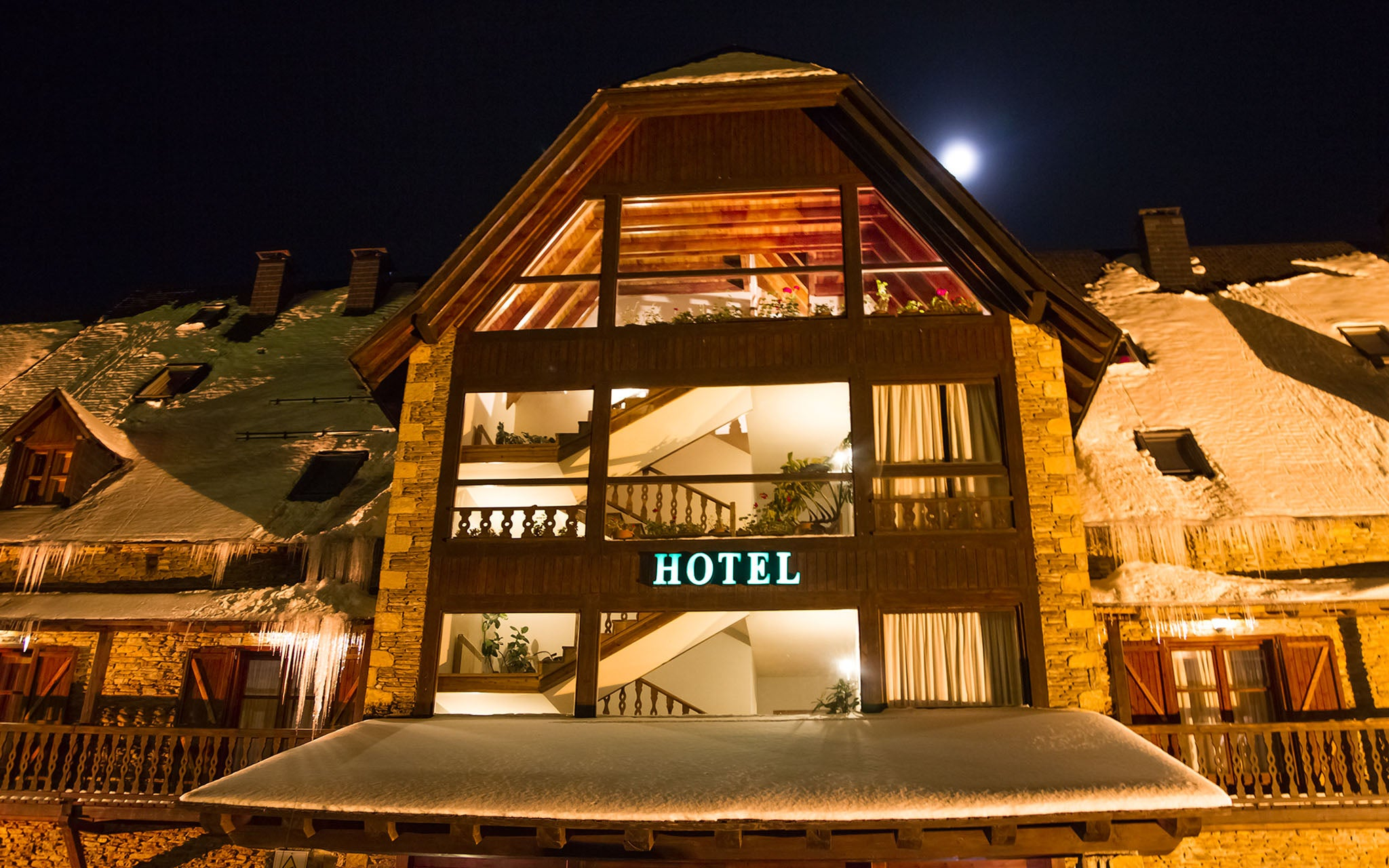Hotel Chalet Bassibe by Silken.