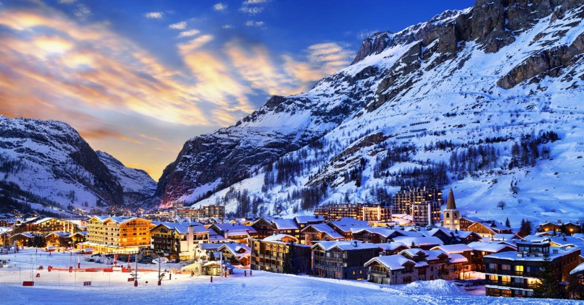 5 hoteles con vistas a la nieve