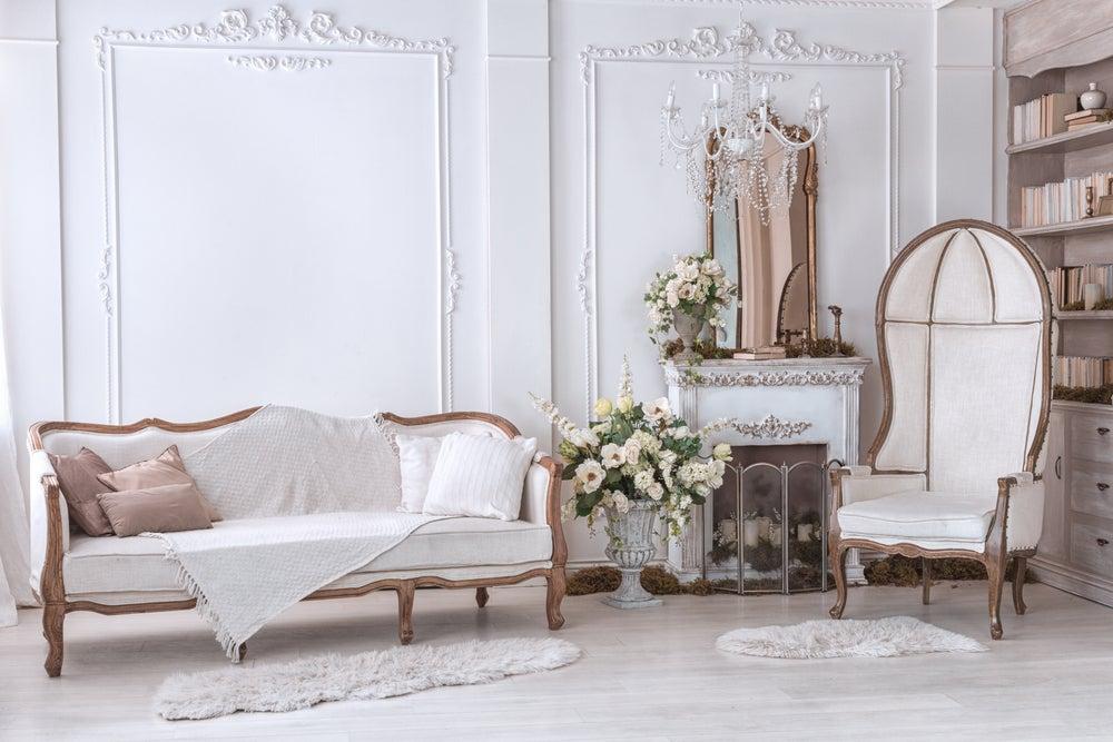 La decoración al estilo clásico moderno