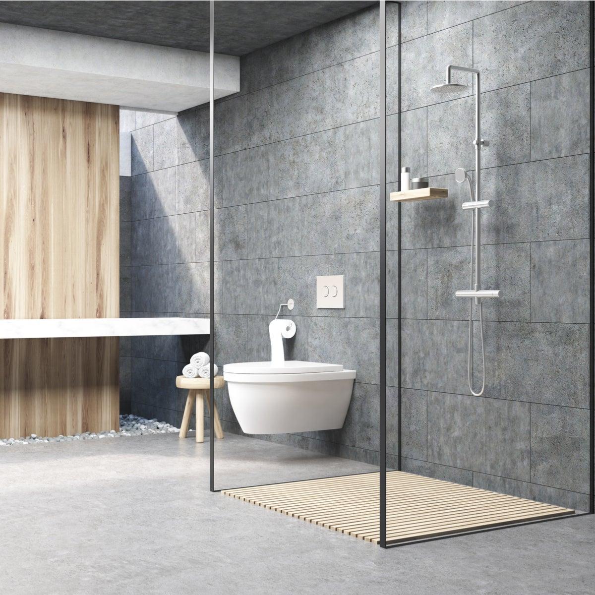 Consejos para elegir la mampara perfecta en funci n de tu ba o for Tipos de mamparas para platos de ducha