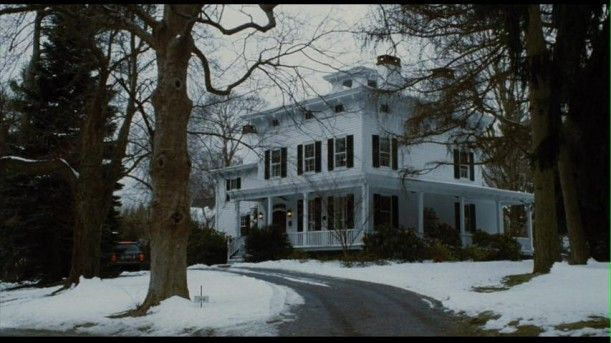 Casa de la película The family stone.