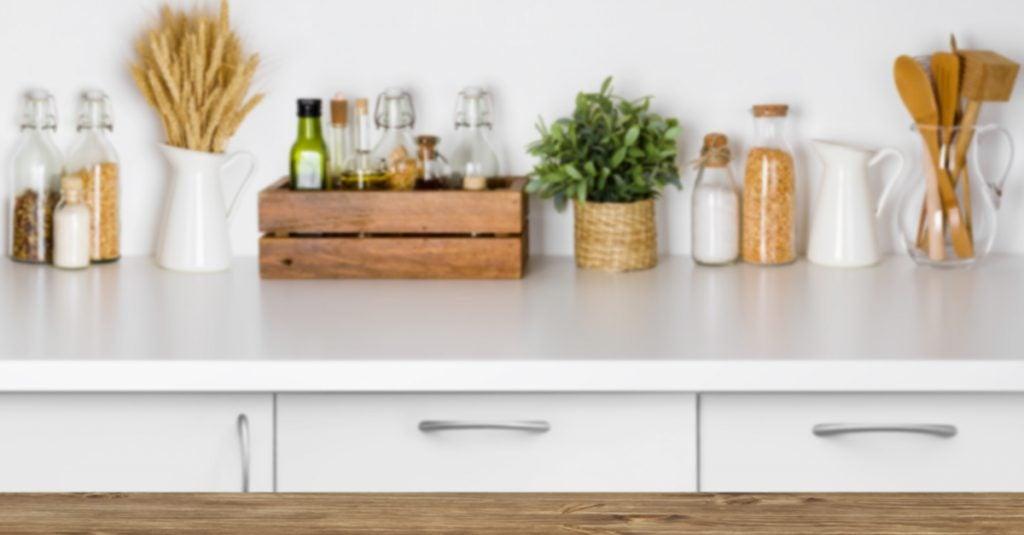 Encimeras de cocina: consejos para elegirla