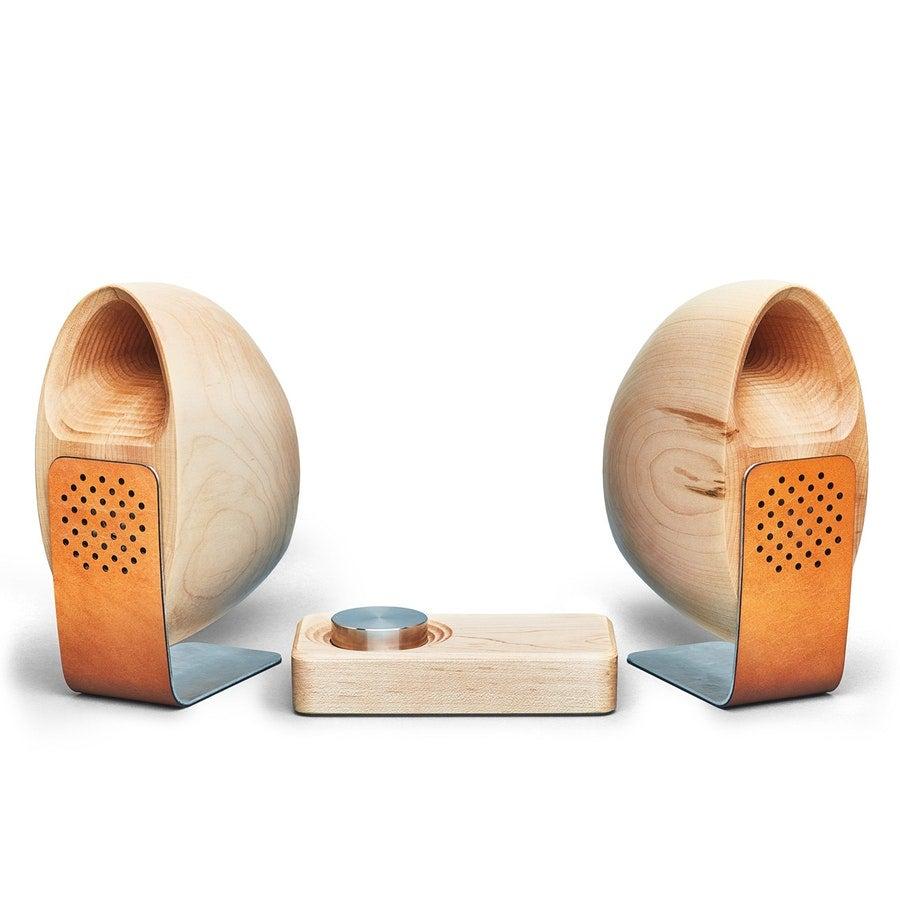 Maple Speakers & Amp, de Grovemade.