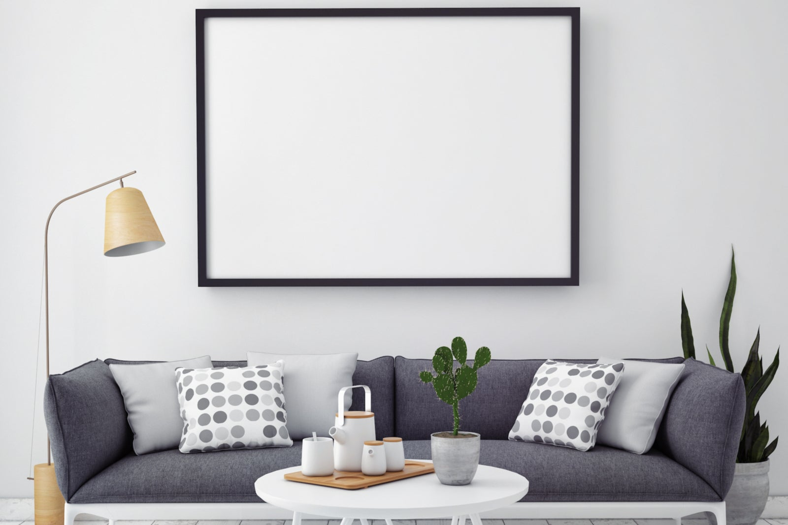 5 ideas para decorar tu casa con fotos: grandes, pequeñas, redondas...