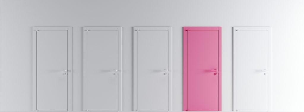 Puertas interiores: todo lo que necesitas saber y no fallar