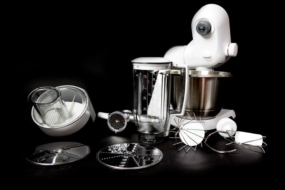 Cabezales para el robot de cocina.