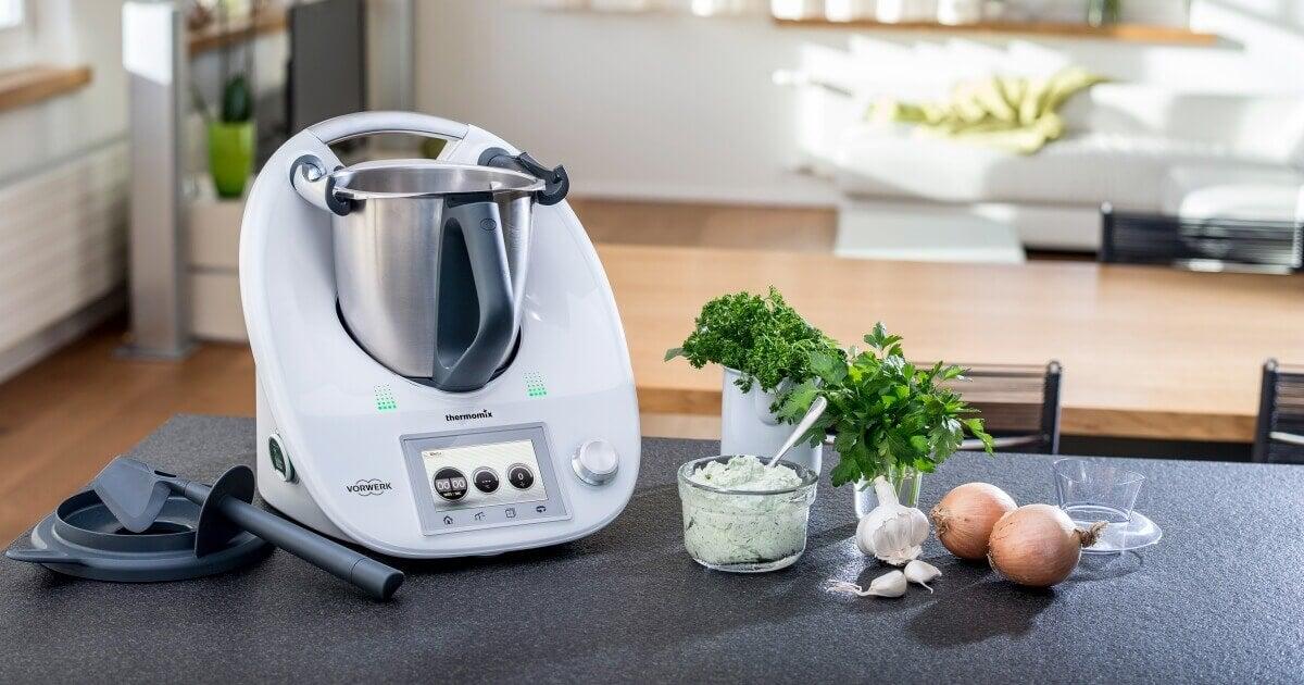 Los últimos robots de cocina