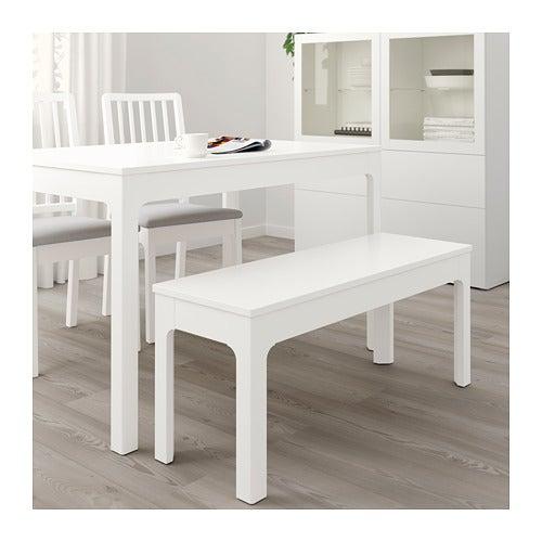 Mobiliario Ekedalen de IKEA.
