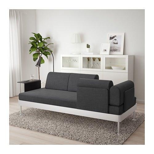 Sofá Delakting de IKEA.