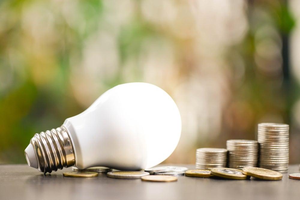 Ahorro energético con las bombillas LED.