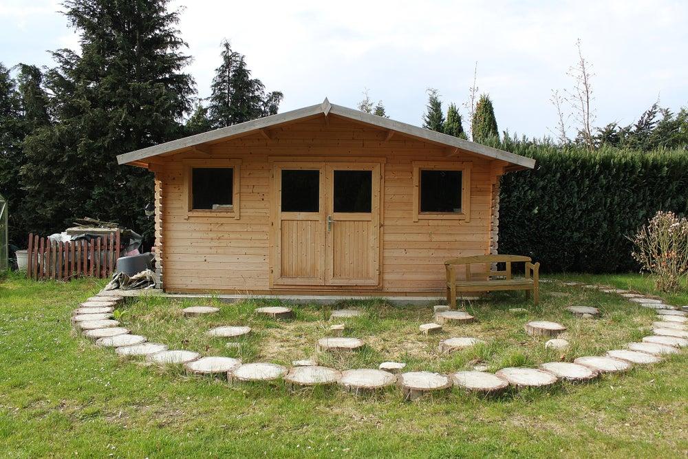 Casetas de jard n 2 ideas para tener un jard n nico y funcional - Casetas de jardin ...