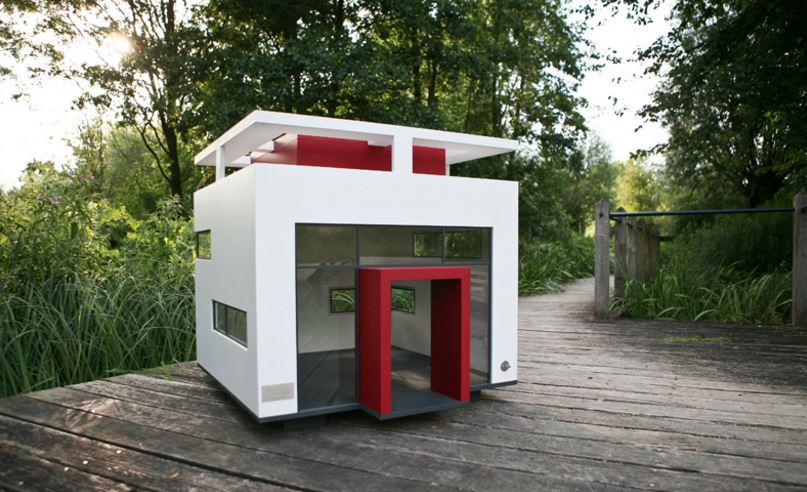 Casetas de perro para el jard n 5 ideas para inspirarte for Casetas para perros aki