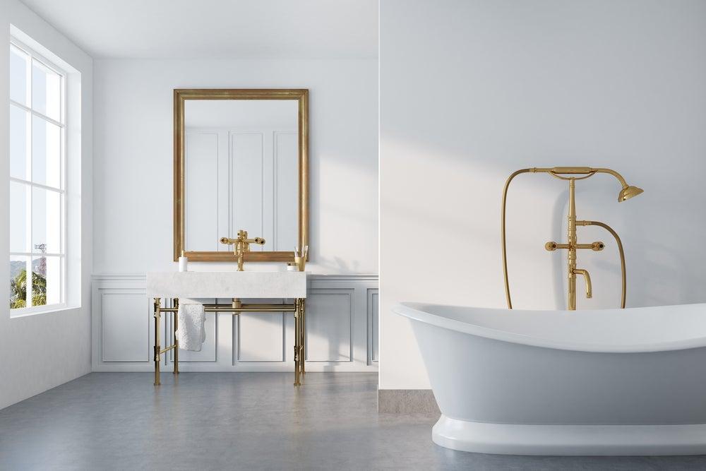 Detalles dorados para decorar tu hogar: ¿buena idea?