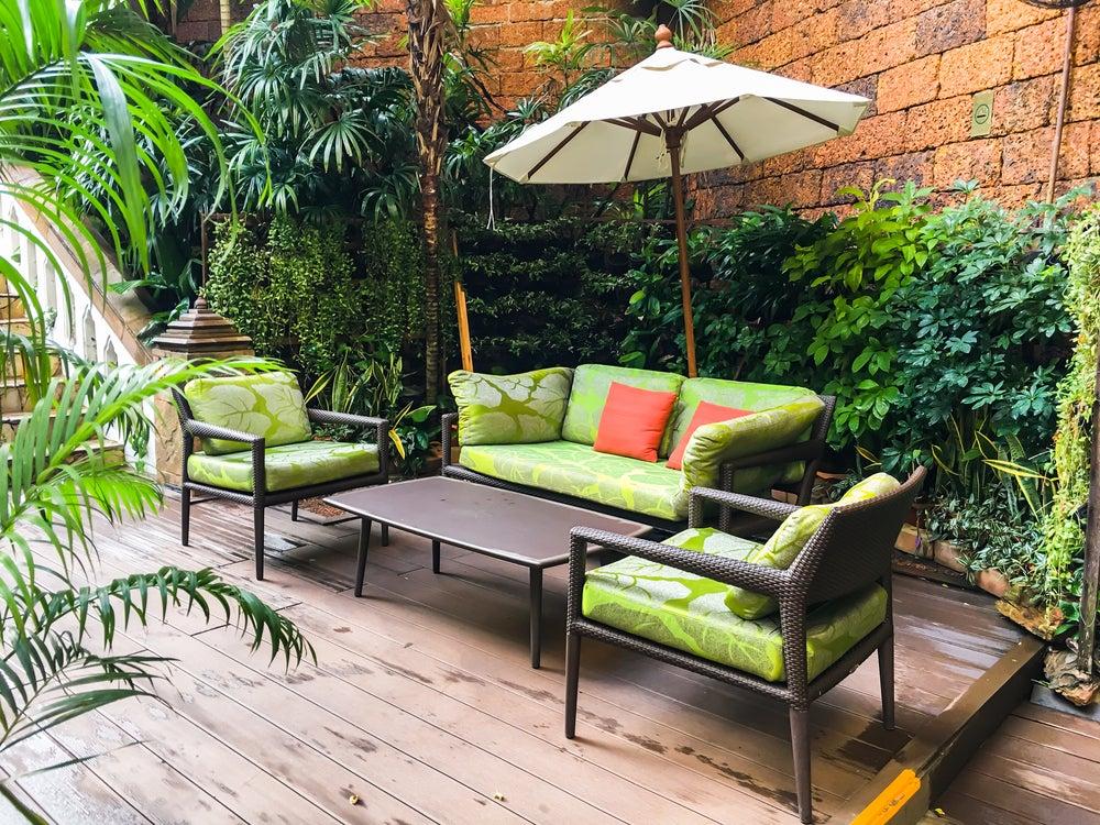 Leroy Merlin: la mejor sección de jardín y exteriores