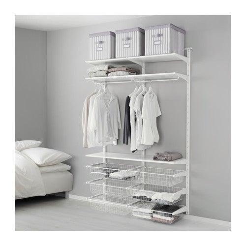 Sistema Algot de IKEA.