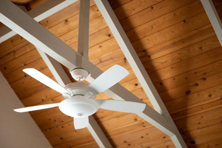 Ventiladores de techo silenciosos: ¡ahora podrás dormir!