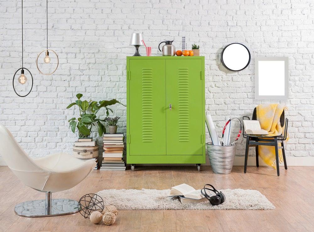 3 consejos para decorar con muebles de colores