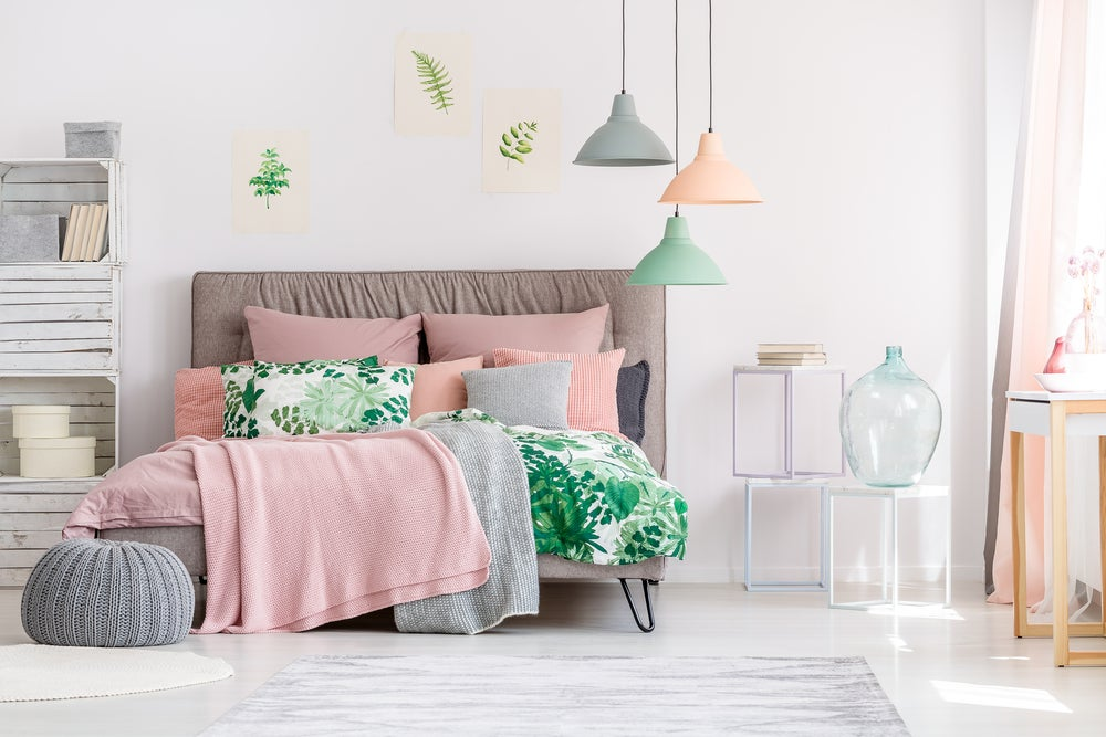 3 colores ideales para decorar en primavera