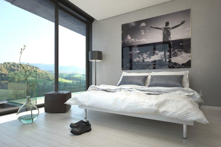 Cómo decorar la pared de tu cama