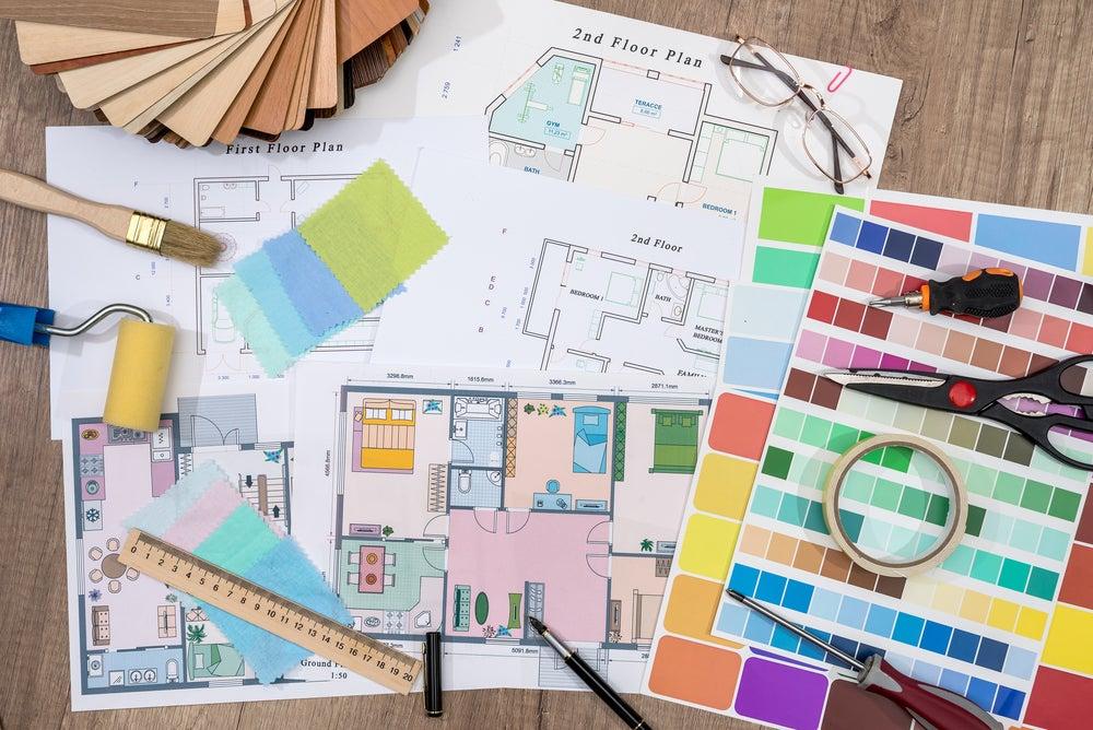 Decorar y reformar tu piso de alquiler.