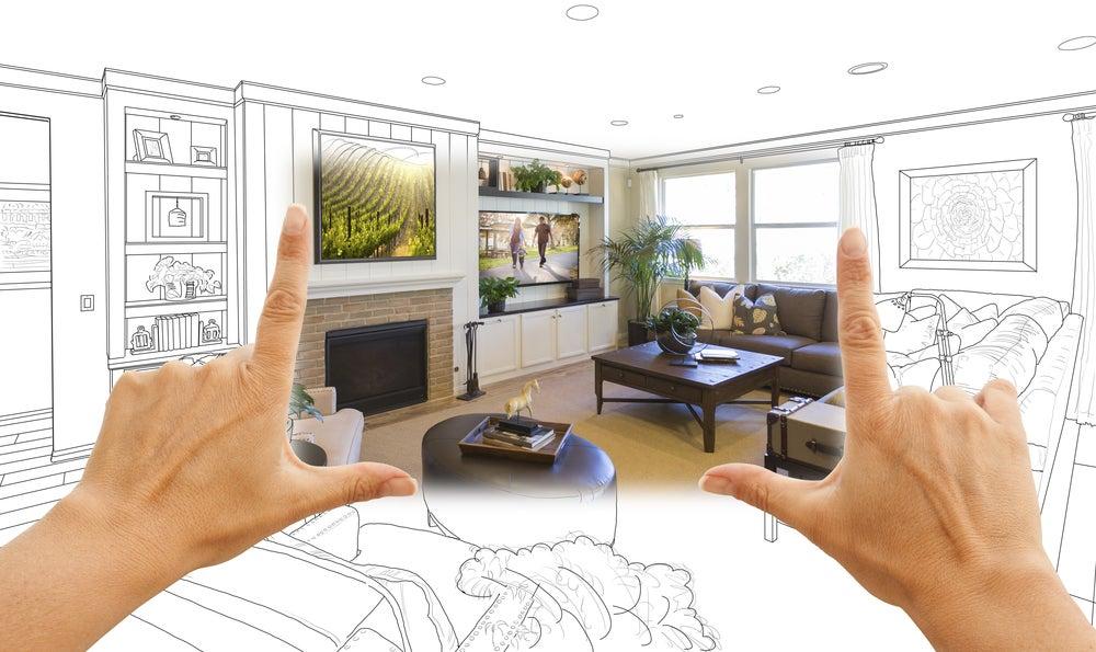 2 trucos baratos para renovar la casa fácilmente