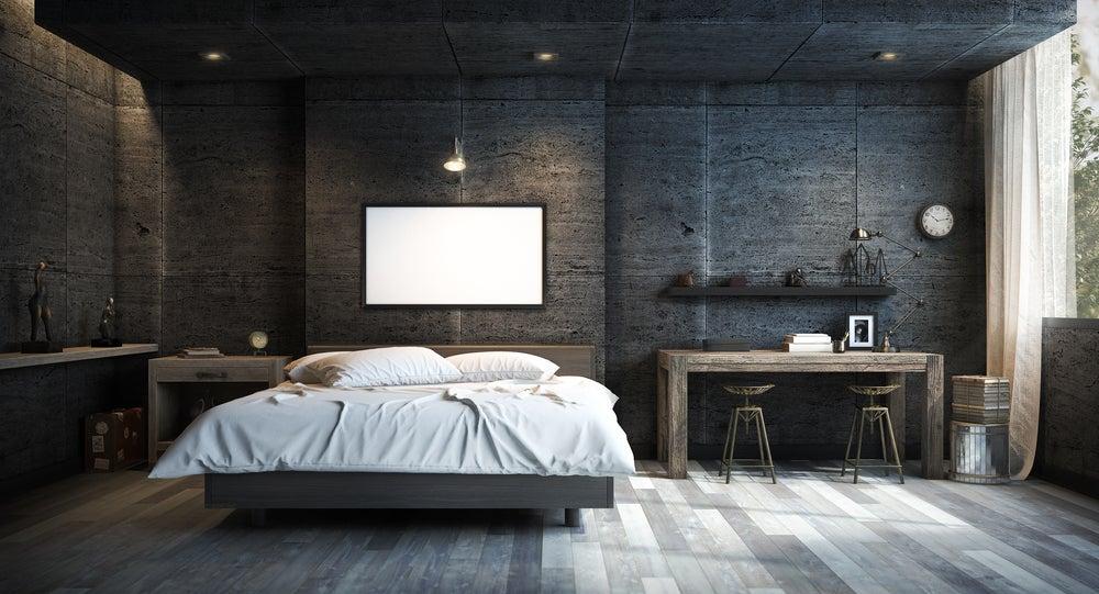Apliques en tu dormitorio.