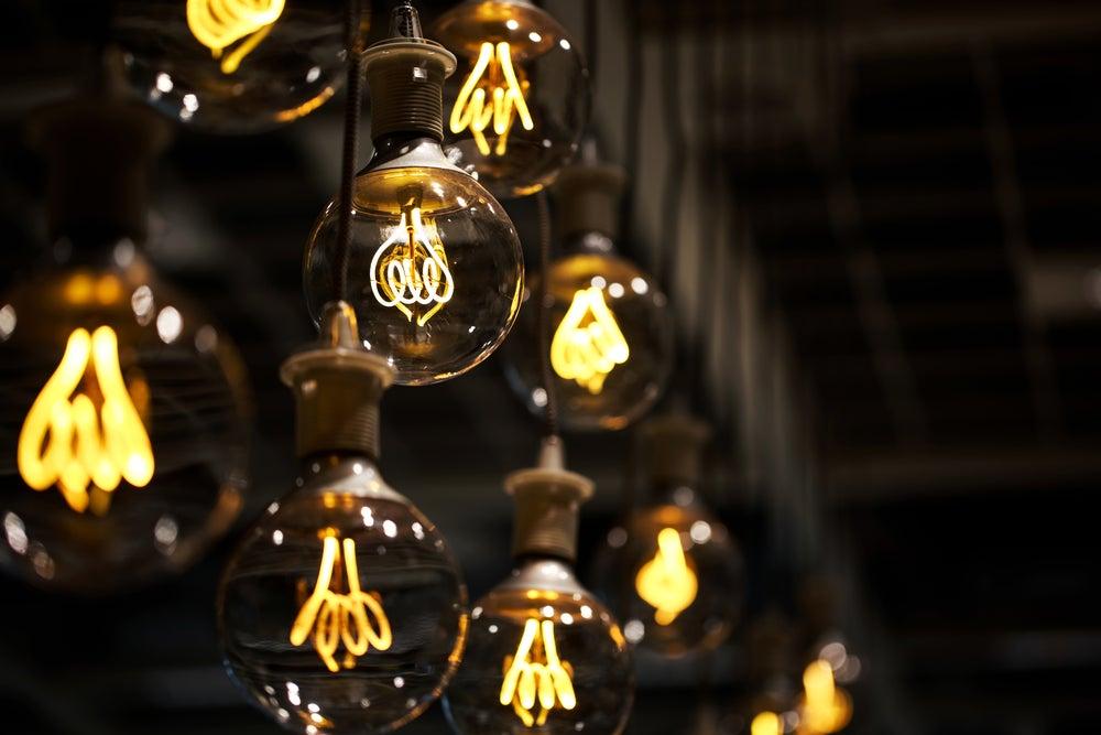 La tendencia de las bombillas decorativas para tu casa