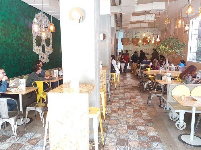 Restaurante Cherry Pecas.