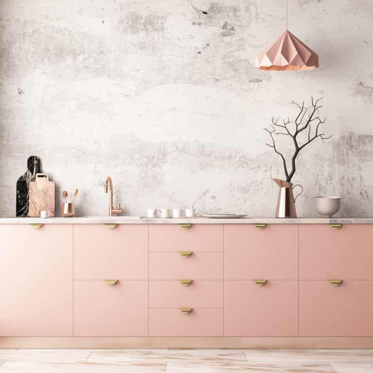 La decoración de casas con tonos pastel