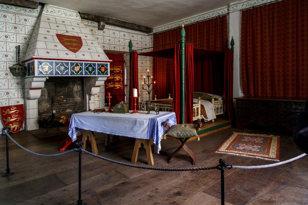 Dormitorio Edad Media.