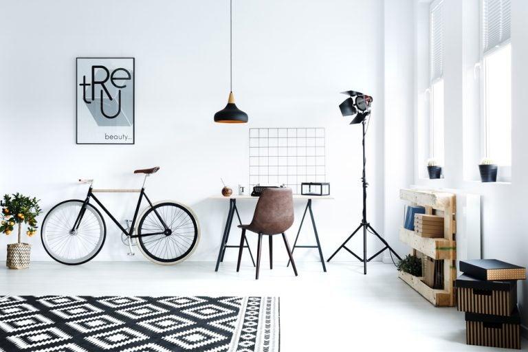 4 ideas de lámparas de pie para tu despacho