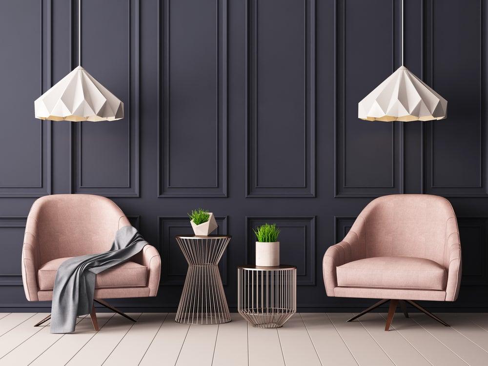 Mejores pinturas para el interior de tu casa