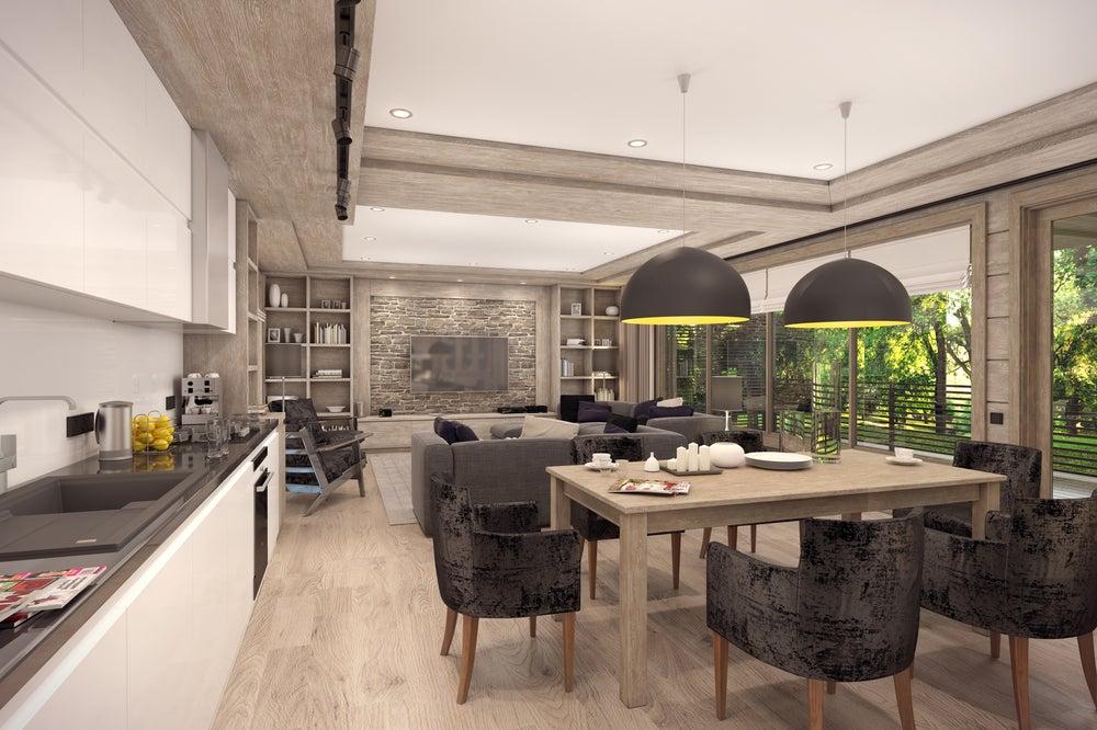 Consejos para decorar tu salón con estilo Mid Century