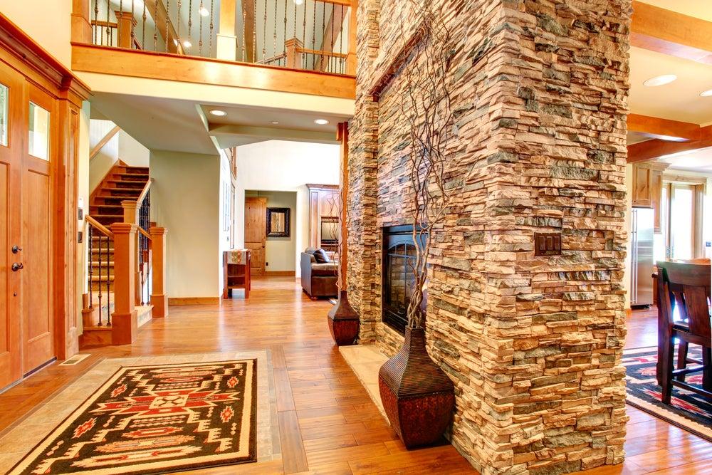 Tipos de casas de piedra.