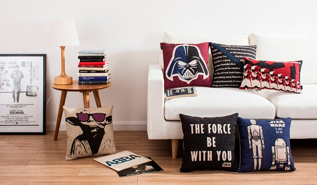Ideas de decoración Star Wars para interiores