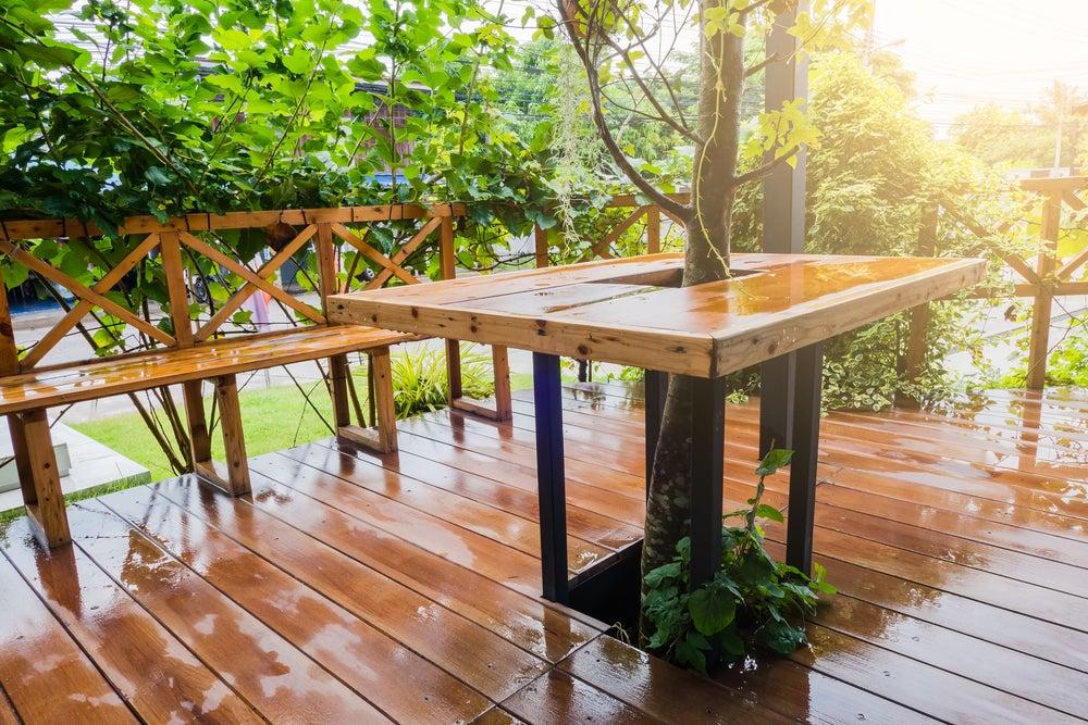 Cómo impermeabilizar tu terraza: todo lo que debes tener en cuenta