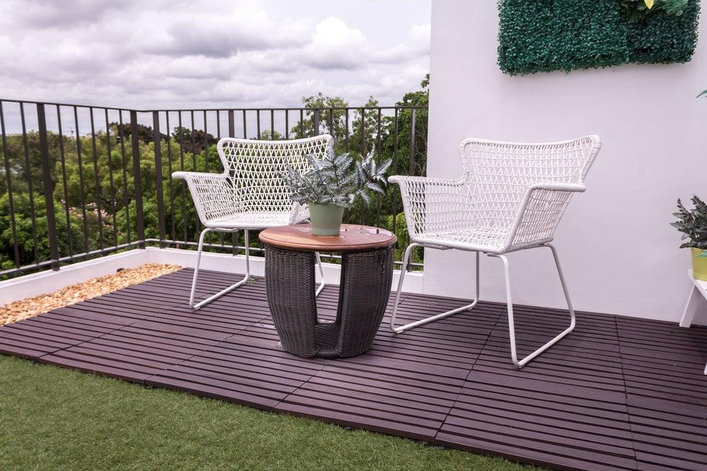 Plantas terraza.
