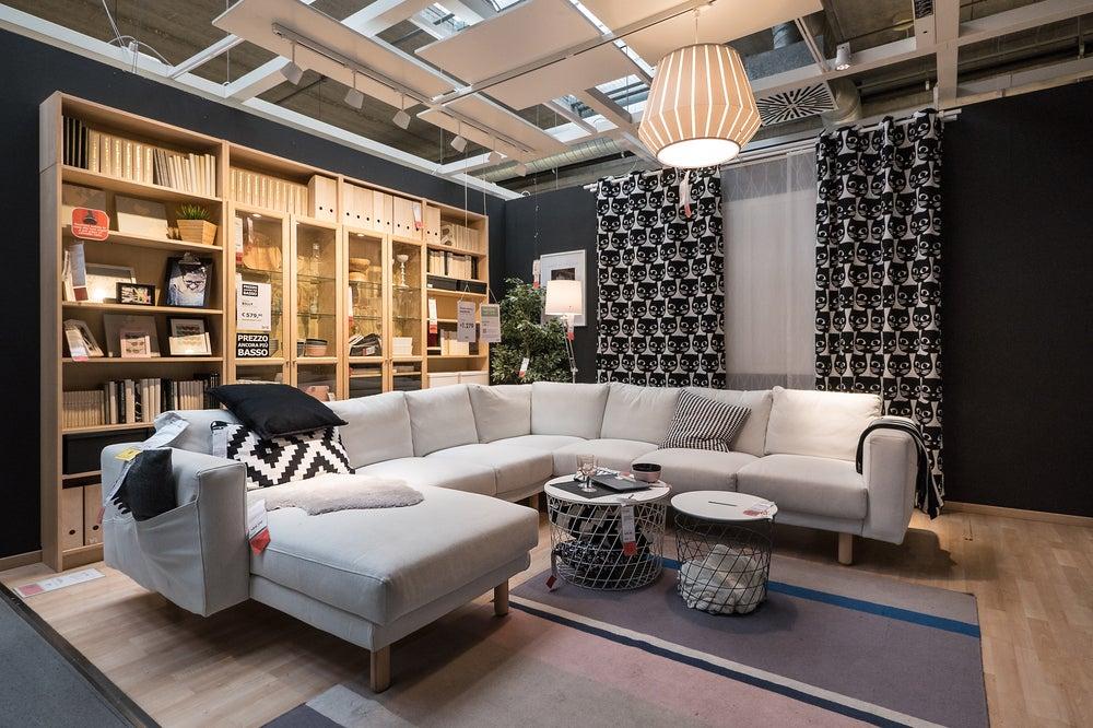 5 líneas de sofás chaise longue IKEA 2018