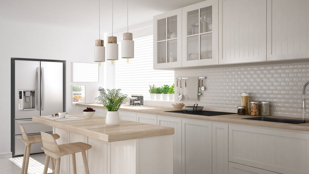Azulejos con relieve para la cocina decoracin y originalidad