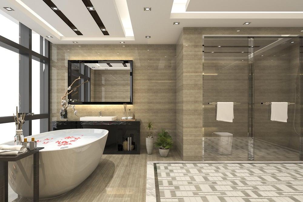 Conoce las nuevas tendencias en duchas de baño este 2018