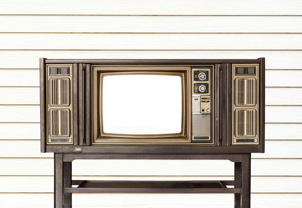 5 ideas para decorar con el televisor