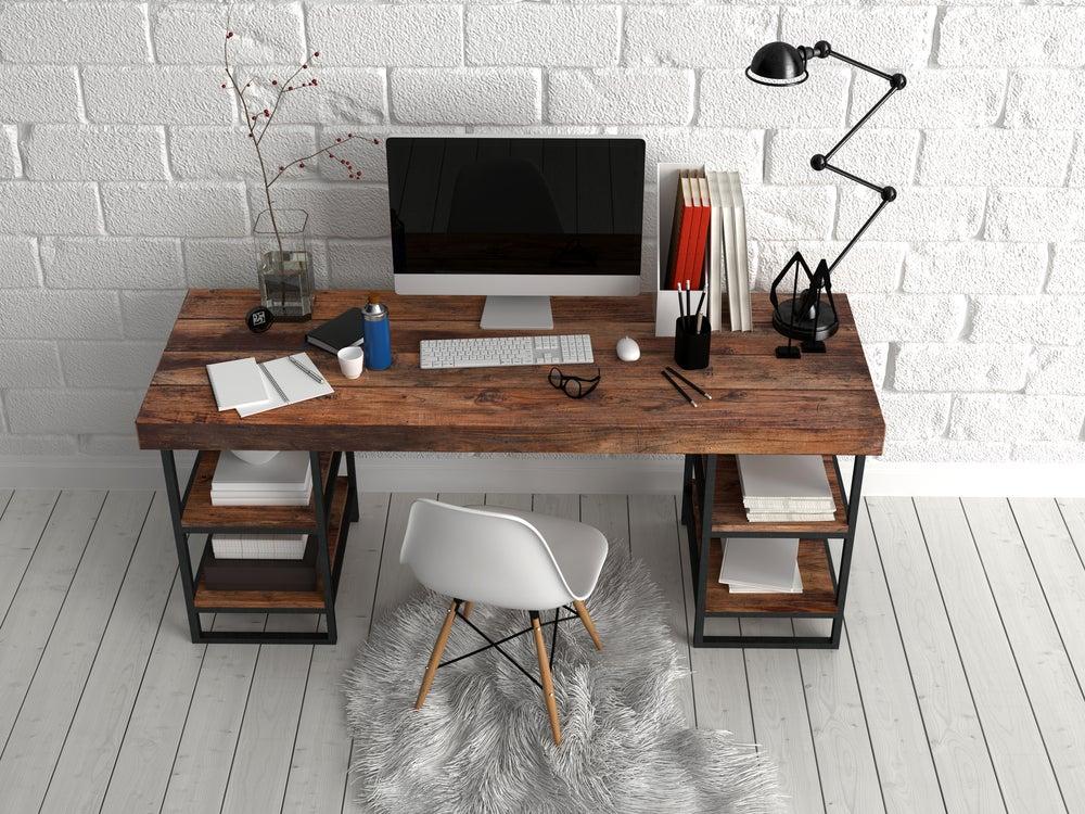 ¿Qué debes tener en cuenta a la hora de decorar tu despacho?